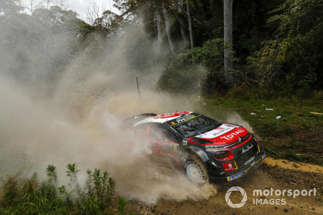 "Mads Ostberg, Torstein Eriksen, Citroën C3 WRC, Citroën World Rally Team <span class=""copyright"">McKlein / Motorsport Images</span>"