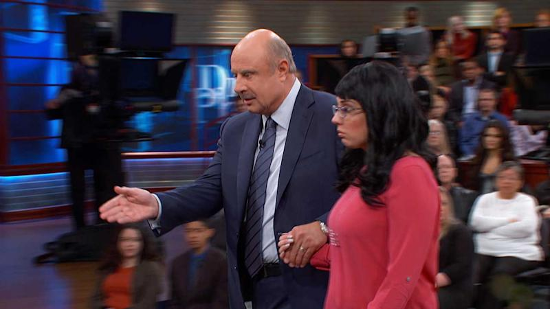 Why A Reported Sex Trafficking Survivor Says She Was Scared To Meet Dr. Phil