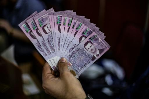 From Saturday to Monday alone, the black market value of the Syrian pound plumtted from 2,300 to more than 3,000 to the dollar, more than four times the official rate of around 700