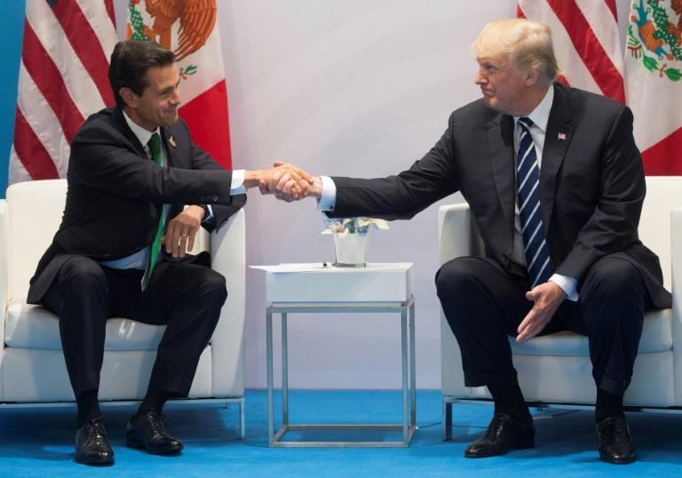Pres. Trump and Mexican Counterpart Postpone White House Visit