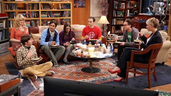 Big Bang Theory season 10 episode 14