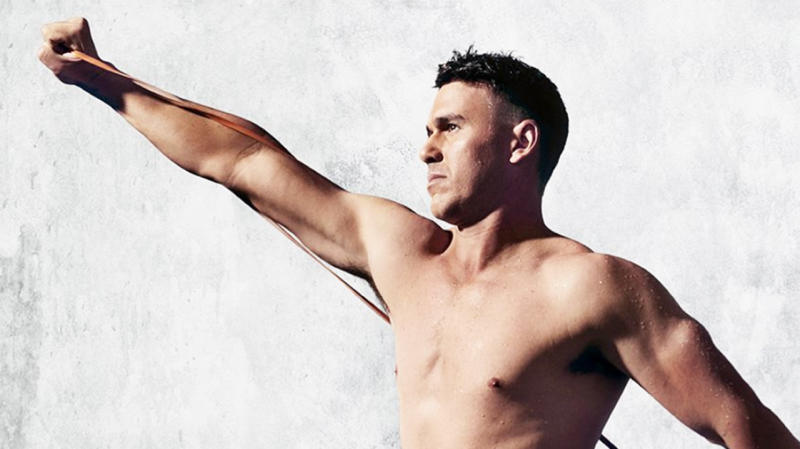 Brooks Koepka featured nude in ESPN's The Body Issue. (Image: Brooks Koepka)