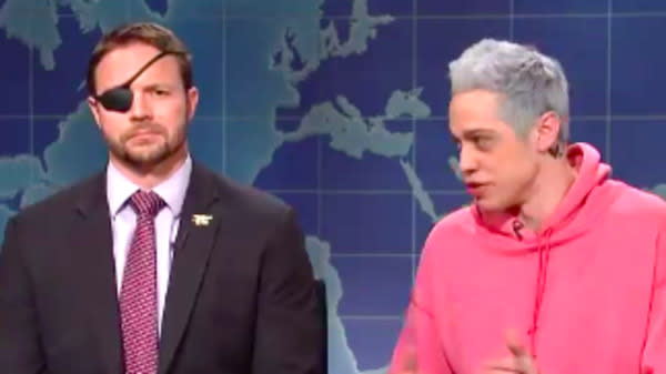Dan Crenshaw Isn't Buying Into 'Outrage Culture,' Urges Nation To Rediscover Civility