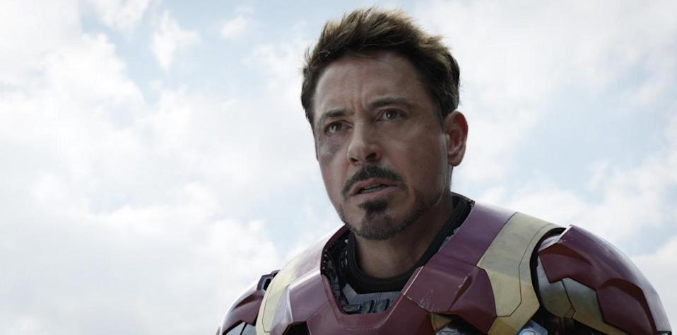 <p>Despite his bluster, Tony finds himself torn between duty and friendship, ultimately deciding that protecting civilians requires a leash on the Avengers. <i>(Photo: Disney)</i></p>