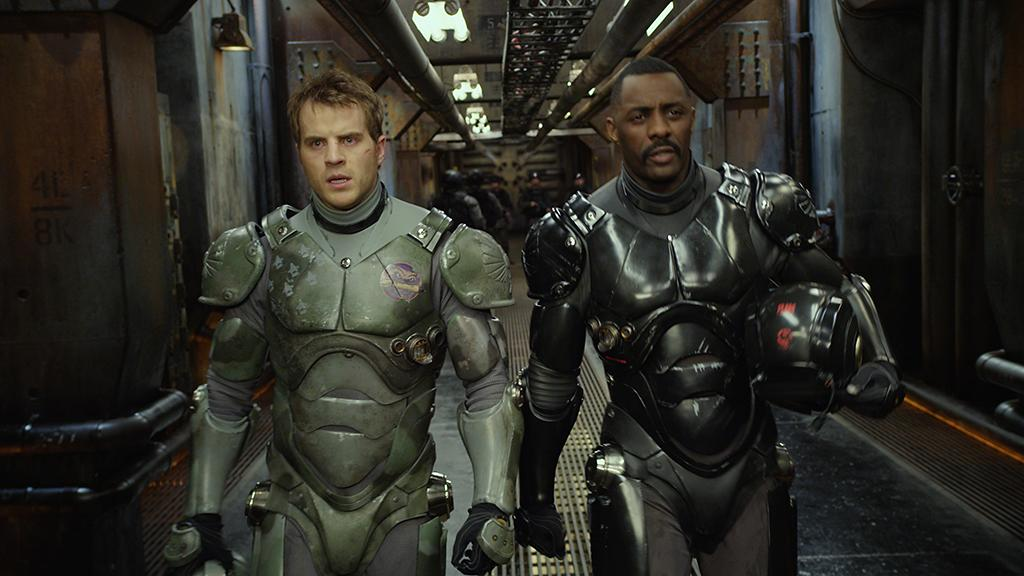 "Warner Bros. Pictures' ""Pacific Rim"" - 2013"