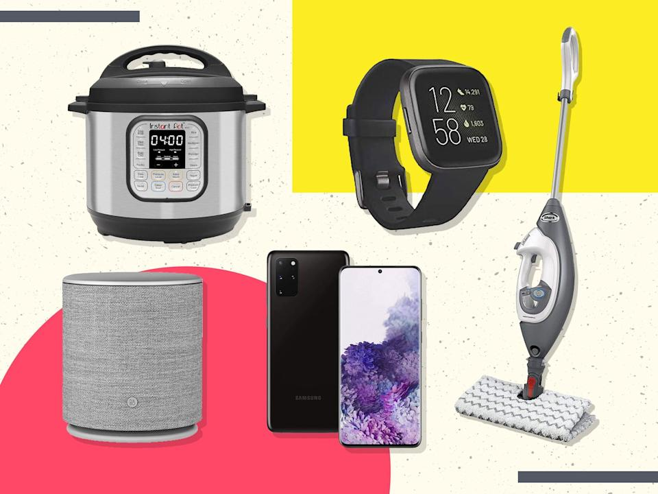 Today is the last chance to grab a bargain on tech, home appliances, clothing and more (The Independent)