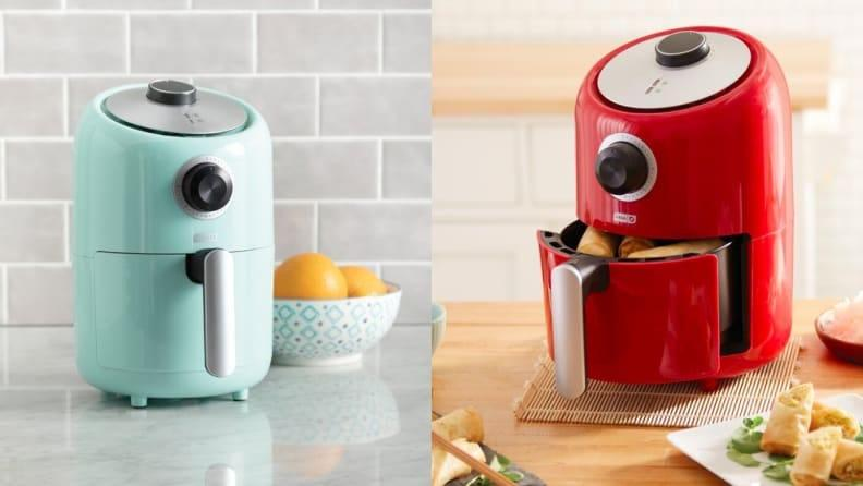 Cook French fries and more in this cute, retro air fryer.