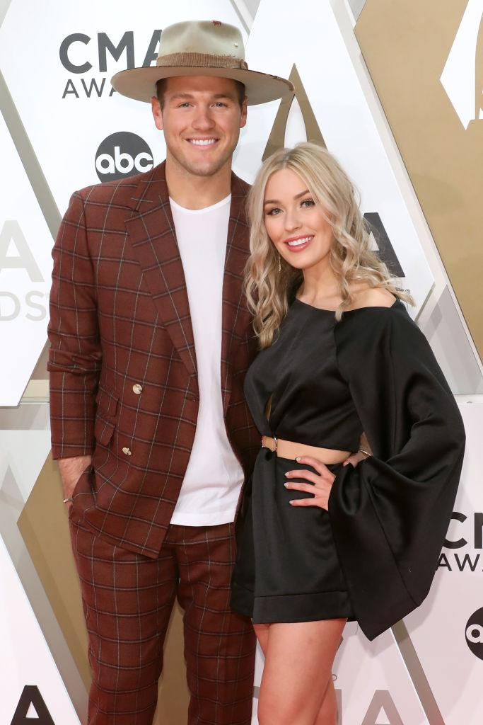 "Colton Underwood and Cassie Randolph starred on ""The Bachelor."" (Photo: Taylor Hill/Getty Images)"
