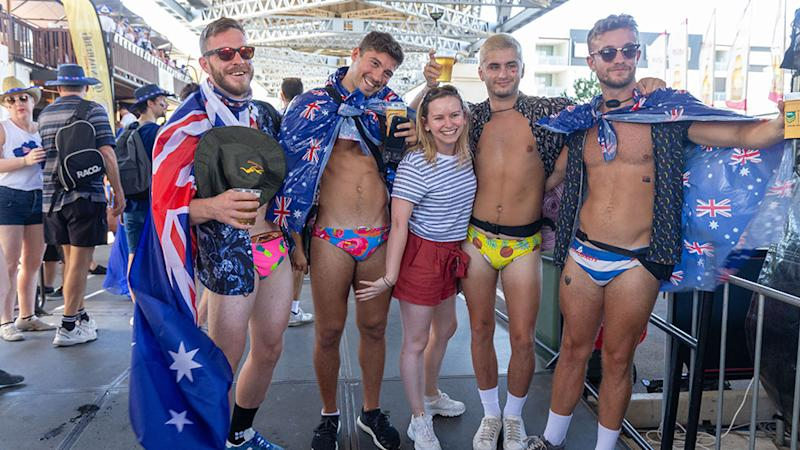 Councils will be forced to hold citizenship ceremonies on January 26 and councils will be required to enforce a dress code. Source: AAP.