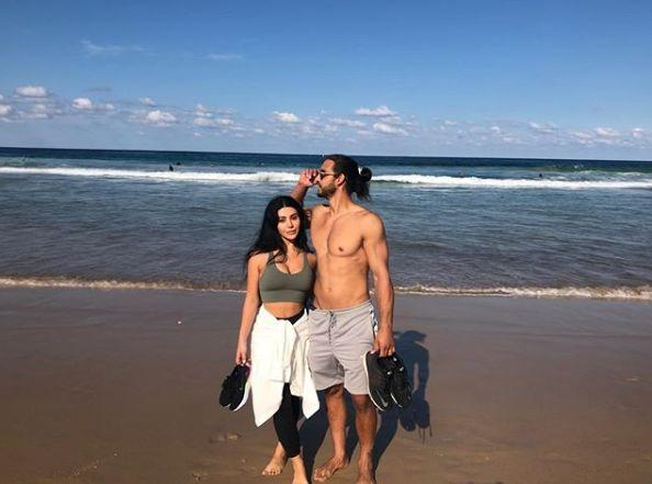 MAFS star Martha is focusing on her relationship with TV husband Michael Brunelli, whom she met on Channel Nine's Married At First Sight reality show.