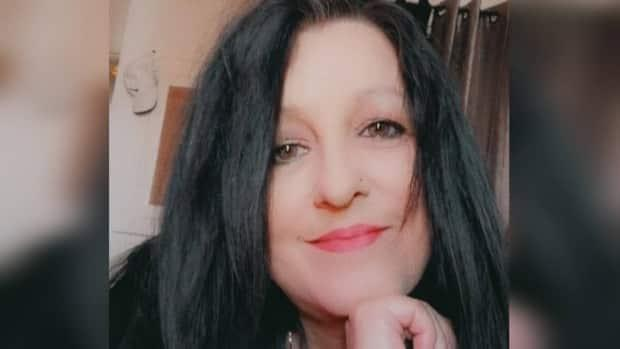 Nathalie Piché, 55, was found dead in an apartment in the Quebec City neighborhood of Limoilou early Tuesday morning.  (Facebook/Nathalie Piché - image credit)