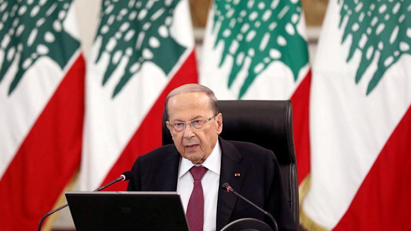 Lebanese presidency to convene consultations on Monday to pick new PM
