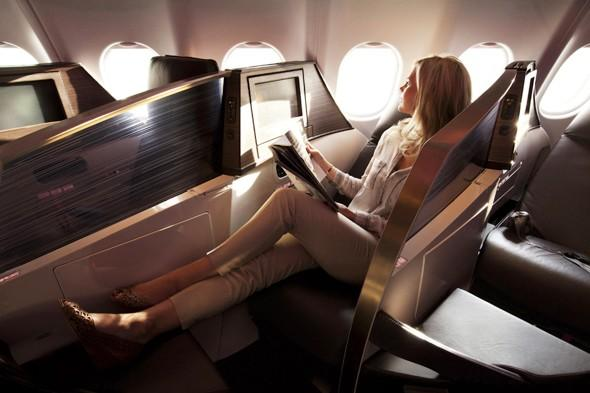 Want to know how to get a free upgrade  to Business Class or First Class on a flight? Check out our secret tips from someone who gets upgraded every time...