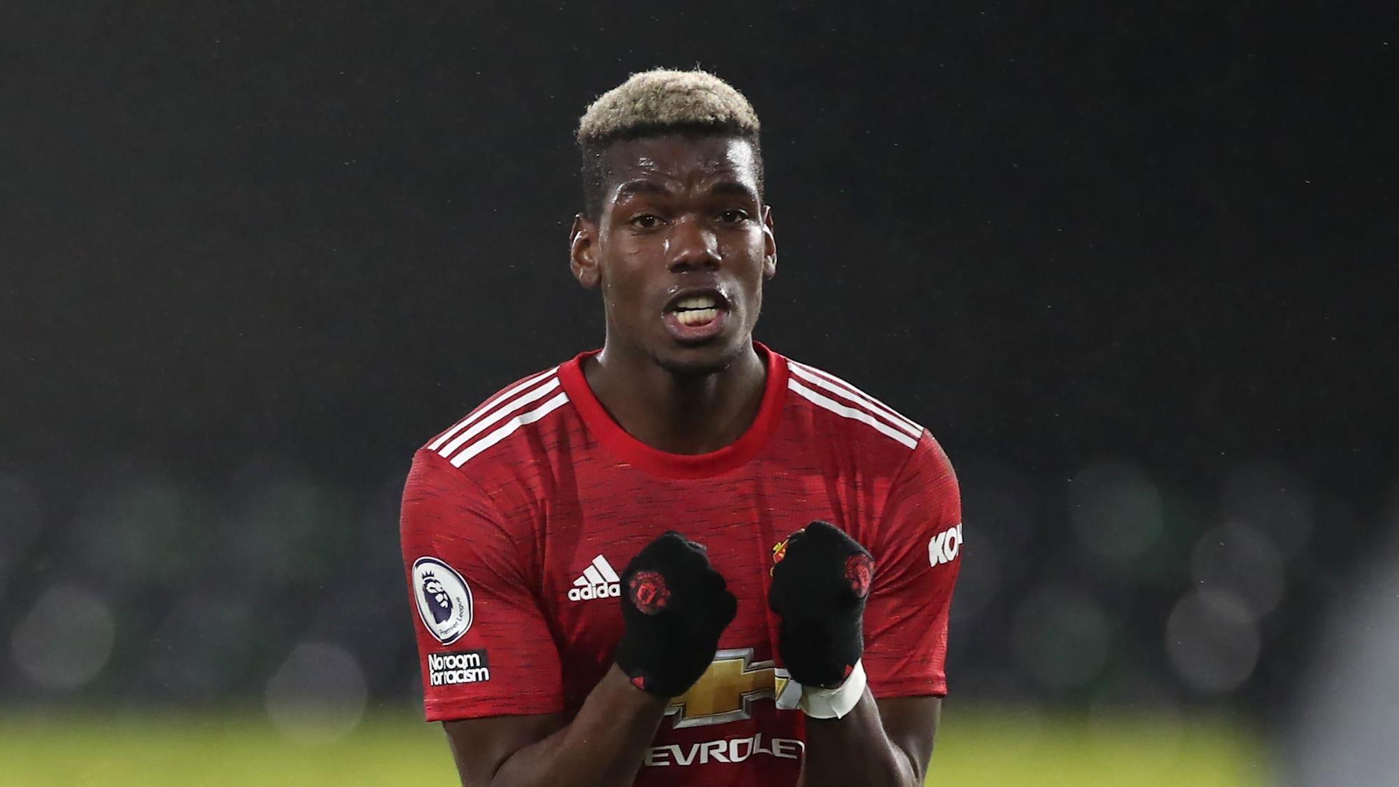 Paul Pogba to discuss future with Manchester United 'and see what's going  on'