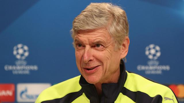 Arsenal's win over Manchester City has seemingly boosted morale at the club as Arsene Wenger was all smiles when asked about his future.