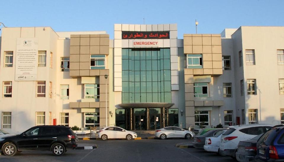 Misrata's city hospital said it had received the mayor's body bearing gunshot wounds (AFP Photo/STRINGER)