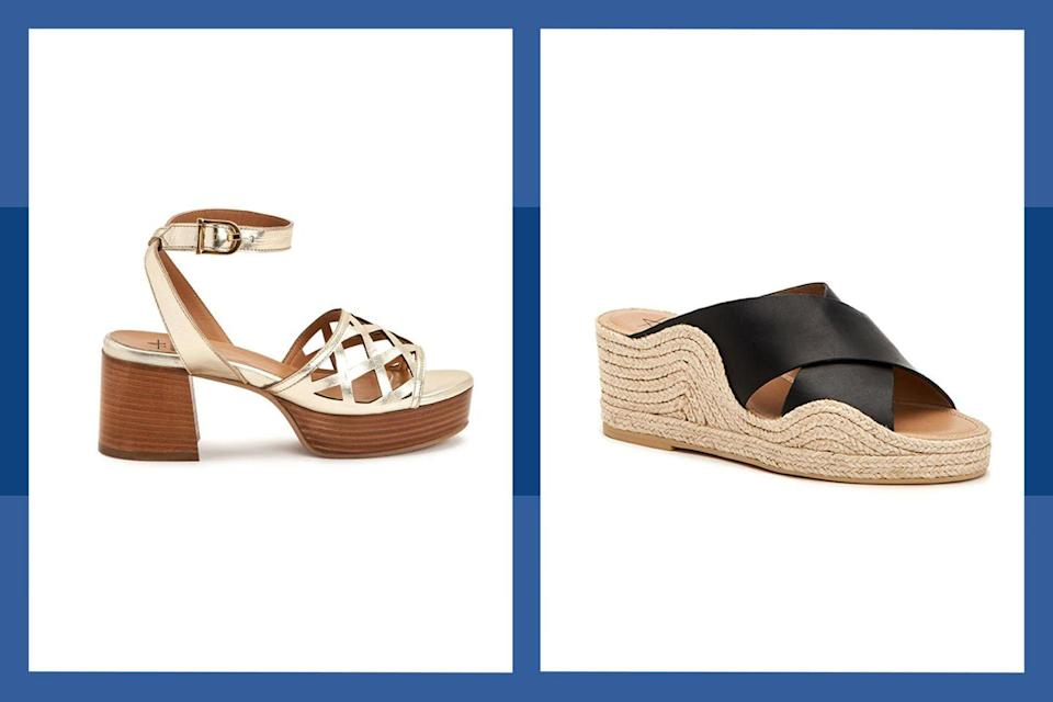 """<p>Stock up on <a href=""""https://www.townandcountrymag.com/style/fashion-trends/g36384322/best-sandals-for-women/"""" rel=""""nofollow noopener"""" target=""""_blank"""" data-ylk=""""slk:summer sandals"""" class=""""link rapid-noclick-resp"""">summer sandals</a> at 25% off during this <a href=""""https://www.aquatalia.com/"""" rel=""""nofollow noopener"""" target=""""_blank"""" data-ylk=""""slk:sitewide"""" class=""""link rapid-noclick-resp"""">sitewide</a> sale that runs from May 27th–31st. </p><p><a class=""""link rapid-noclick-resp"""" href=""""https://go.redirectingat.com?id=74968X1596630&url=https%3A%2F%2Fwww.aquatalia.com%2F&sref=https%3A%2F%2Fwww.townandcountrymag.com%2Fstyle%2Ffashion-trends%2Fg36476778%2Fmemorial-day-sales-2021%2F"""" rel=""""nofollow noopener"""" target=""""_blank"""" data-ylk=""""slk:Shop the sale"""">Shop the sale </a></p>"""