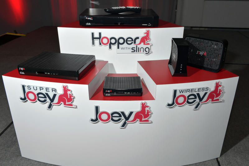 New Dish Hopper set-up can record 8 shows at once