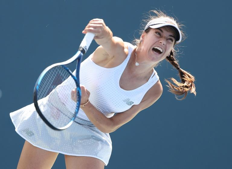 Konta out of US Open after Cirstea upset