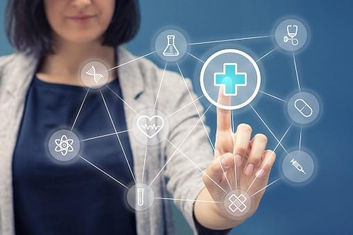 Online healthcare stocks in China