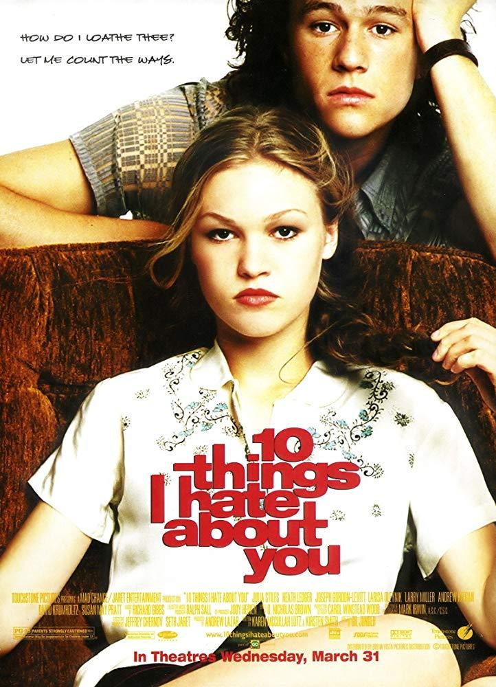 10 Things I Hate About You. Image via IMDB.