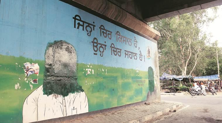 In this Sangrur town, behind peculiar eyesores: Captain s minister, his message
