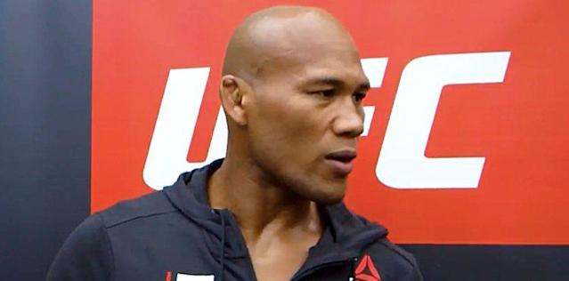 Jacare Souza, Three Others Suspended Following UFC on FOX 24