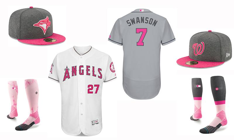 MLB unveils colorful new uniforms for All-Star game 7c1aaea2665