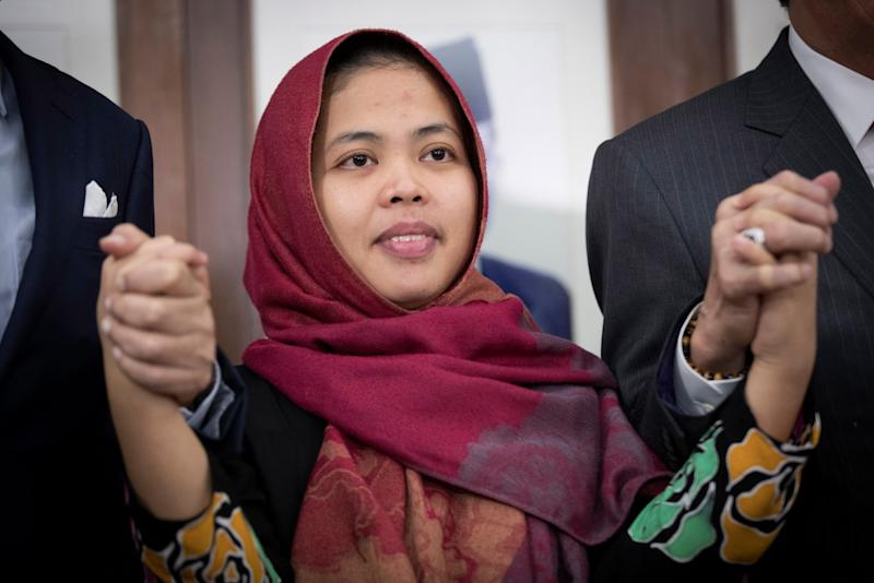 Siti Aisyah: Indonesia frees woman accused of killing Kim Jong-un's half-brother