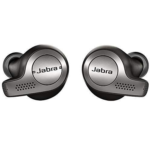 """<p><strong>Jabra</strong></p><p>amazon.com</p><p><strong>$79.98</strong></p><p><a href=""""https://www.amazon.com/dp/B077ZGRVRX?tag=syn-yahoo-20&ascsubtag=%5Bartid%7C10055.g.28414150%5Bsrc%7Cyahoo-us"""" rel=""""nofollow noopener"""" target=""""_blank"""" data-ylk=""""slk:Shop Now"""" class=""""link rapid-noclick-resp"""">Shop Now</a></p><p>These headphones automatically work with digital assistants like Alexa or Siri, and they have 15 hours of battery life — and they're way more affordable than AirPods.</p><p><strong>RELATED:</strong> <a href=""""https://www.goodhousekeeping.com/electronics/headphone-reviews/g2103/best-in-ear-headphones"""" rel=""""nofollow noopener"""" target=""""_blank"""" data-ylk=""""slk:We Listened for 500 Hours to Find the Best In-Ear Headphones"""" class=""""link rapid-noclick-resp"""">We Listened for 500 Hours to Find the Best In-Ear Headphones</a></p>"""