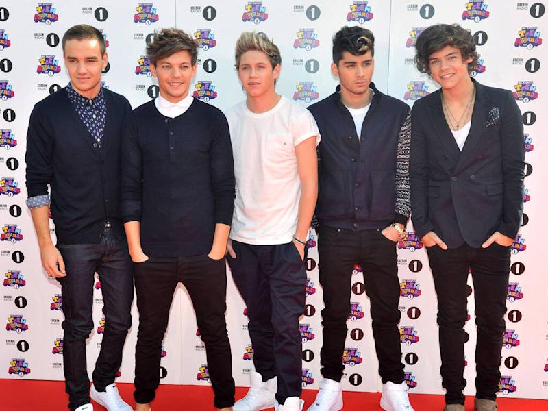 One Direction return to Instagram to launch 10th anniversary celebrations