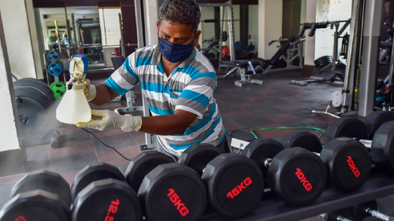 Gyms, Fitness Centres to Reopen in Maharashtra From October 25 Under COVID-19 Safety Norms