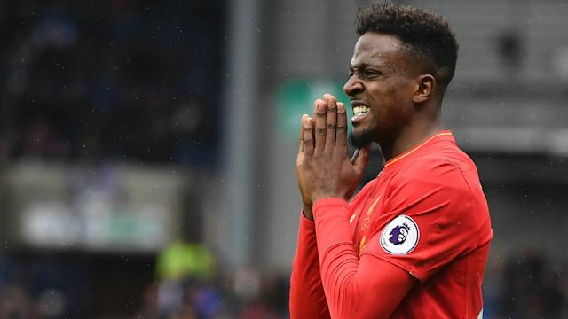 Divock Origi Liverpool Premier League