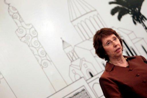 European Union Foreign Policy Chief Catherine Ashton