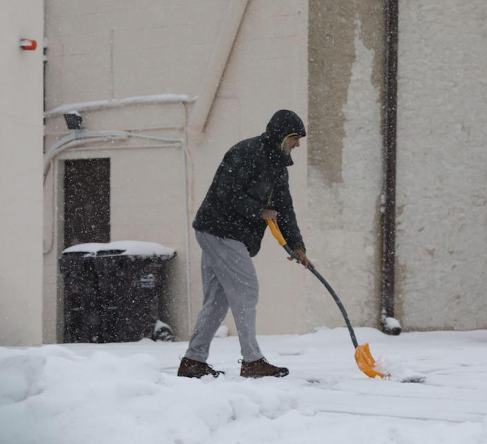 Snowstorms such as the one that hit Nanuet, N.Y., on Dec. 2 may make it hard to believe, but scientists fear the Northeast is the fastest-warming region in the USA. Scientists point to warming waters as a reason why the Northeast is getting warmer, especially along the coast.