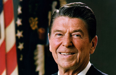 The Gipper (DOD photo)