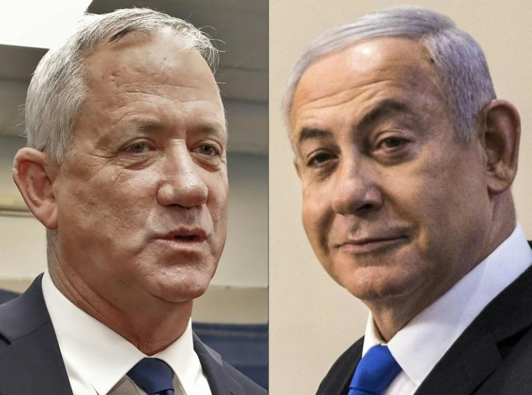 Near-complete official results from Israel's general election confirm deadlock between Prime Minister Benjamin Netanyahu and opposition leader Benny Gantz, leaving the two men to fight it out over who will head a unity government