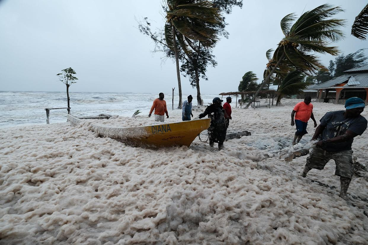 Image: Honduras on Alert as Hurricane Eta Approaches Central America (Getty Images / Getty Images)