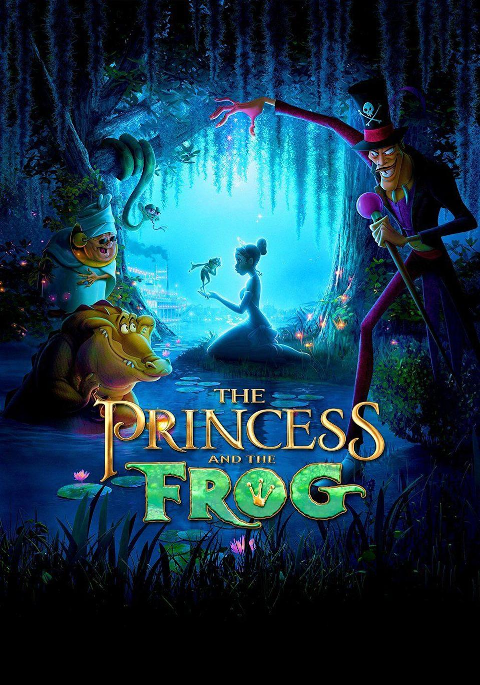 "<p><a class=""link rapid-noclick-resp"" href=""https://go.redirectingat.com?id=74968X1596630&url=https%3A%2F%2Fwww.disneyplus.com%2Fmovies%2Fthe-princess-and-the-frog%2F7TPAcC8QPGpm&sref=https%3A%2F%2Fwww.womansday.com%2Flife%2Fentertainment%2Fg32745225%2Fmovies-about-race-racism-kids%2F"" rel=""nofollow noopener"" target=""_blank"" data-ylk=""slk:STREAM NOW"">STREAM NOW</a></p><p>Though this New Orleans-set Disney adaptation of the classic fairytale doesn't overtly discuss race, the movie (which features Disney's first black princess, Tiana) will definitely inspire conversations about the importance of representation and diversity. </p>"