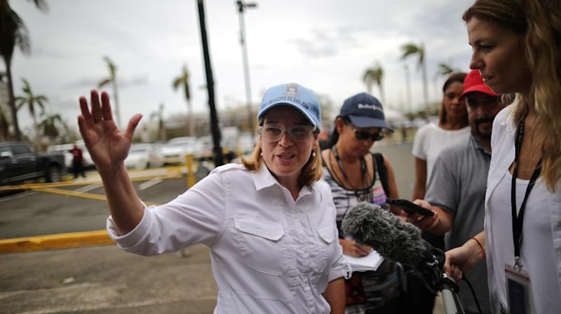 Team Trump Joins The President's Assault On San Juan Mayor