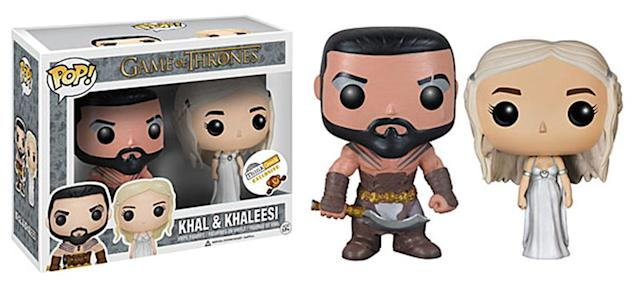 <p>Again, available exclusively through ThinkGeek as a two-pack, but also available separately. </p>