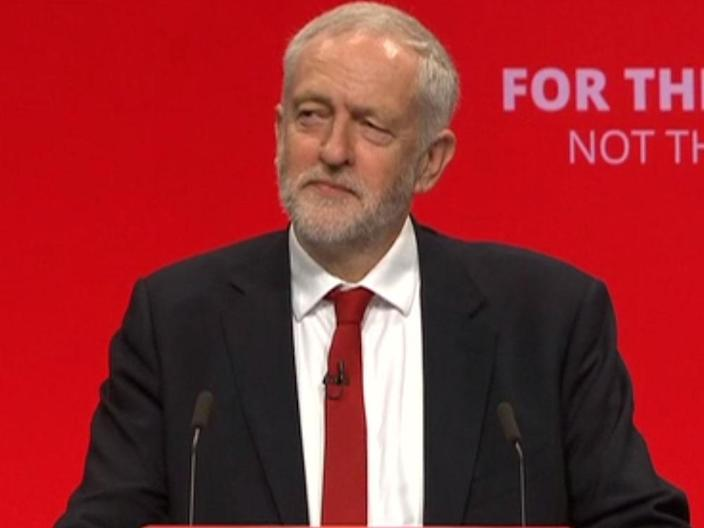 Corbyn has become the poster boy of the British youth: BBC