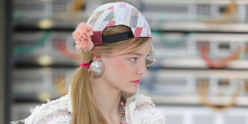 6066a87f49c You re Going To Love The Throwback Beauty Look at Chanel