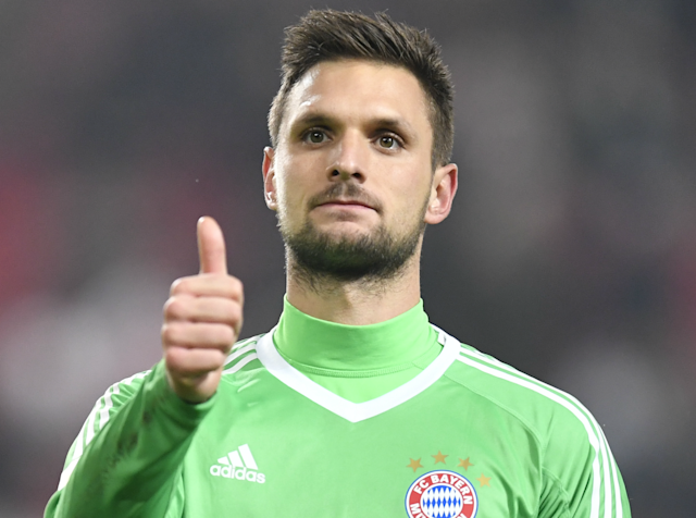 Sven Ulreich is the ordinary bloke in Bayern Munich's goal making extraordinary saves