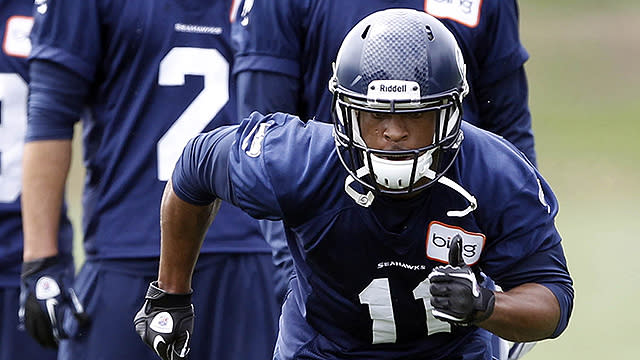 Percy Harvin predicts midseason return, but is he a fantasy option?