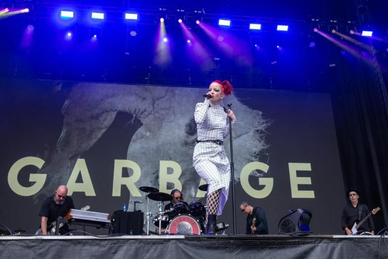 """Scottish singer Shirley Manson from Garbage is """"thrilled"""" that songwriters are speaking their mind and """"not putting up with the crap that we did because we thought we would be punished"""""""