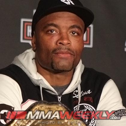 UFC 162 Silva vs. Weidman Medical Suspensions: Anderson Silva Among Suspensions