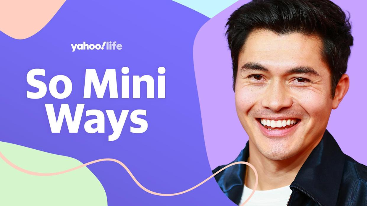 Henry Golding opens up about being a new dad and what he misses most about traveling. (Photo: Getty images)