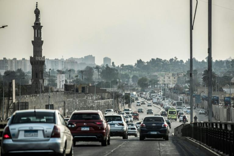 A World Bank study estimates Cairo's traffic congestion could cost Egypt as much as four percent of its entire GDP