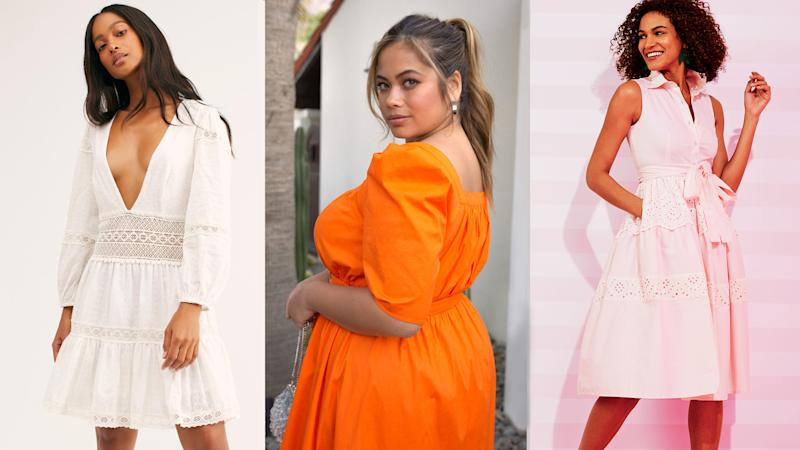 21 Summer Dresses So Good, You Might Want to Ditch Pants Forever